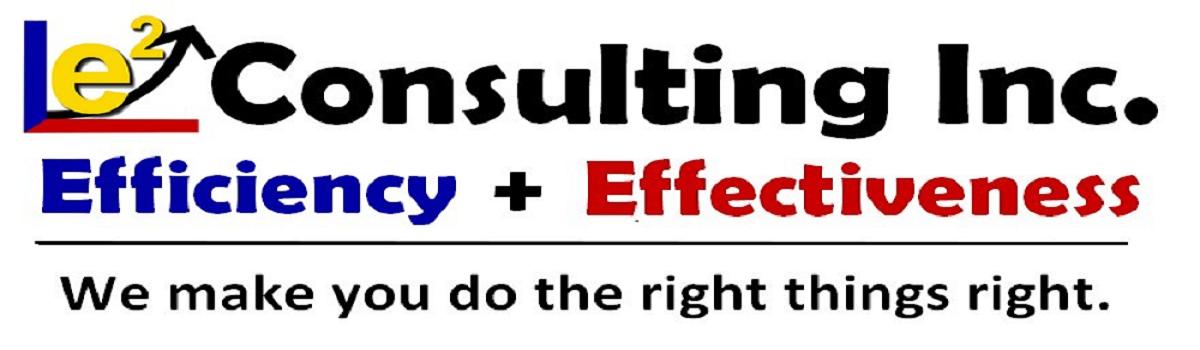 e^2 Consulting Inc.